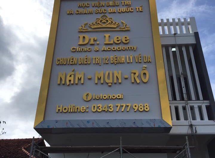 Những Kinh Nghiệm Làm bảng hiệu quảng cáo đẹp Alu chất lượng tại Bến Tre.